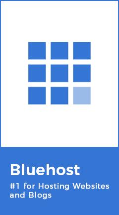 Bluehost best hosting for wordpress blogging