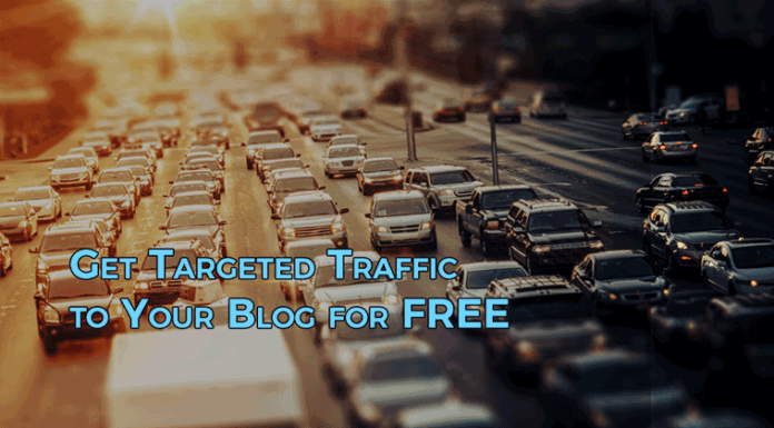 How to Get Targeted Traffic to Your Blog for FREE, Guaranteed