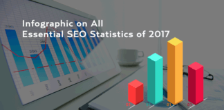 Infographic of All SEO Statistics of 2017