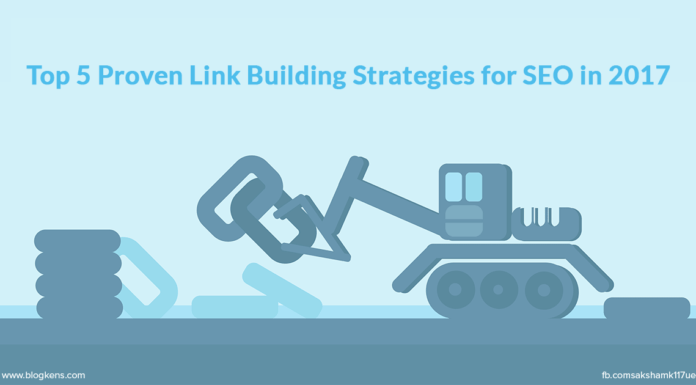 Top 5 Proven Link Building Strategies for SEO in 2017