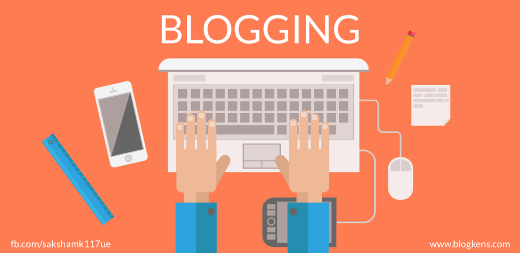 earn money online in india without investment by blogging
